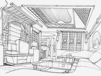 上海交大南洋3dvr效果图培训室内手绘效果图课程介绍